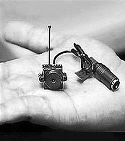 针孔摄像机