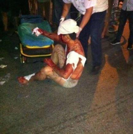 上海发生同居室友砍人事件