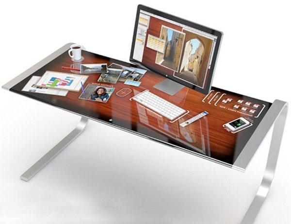 高通无线充电系统 将桌子转化为充电站