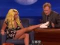 《柯南秀片花》卡莎秀脚踝纹身反遭调戏 曝明日之星抱怨其言语