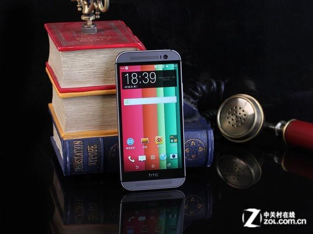 完美金属四核 HTC One M8t跌至4116元