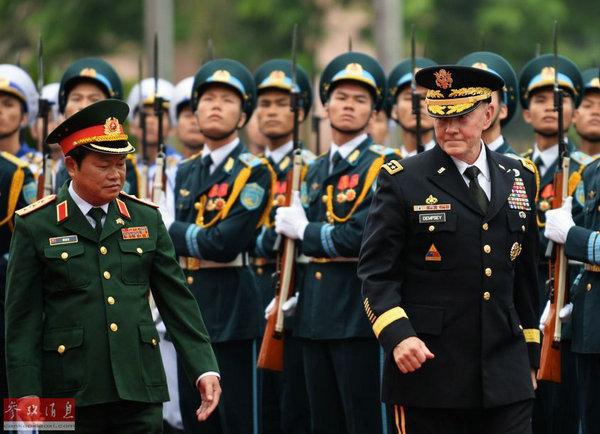 美媒:越南袒露对华真实态度  美国愿望恐破灭