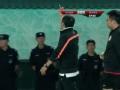 中超视频-朱炯不满判罚场边咆哮 疑似竖中指