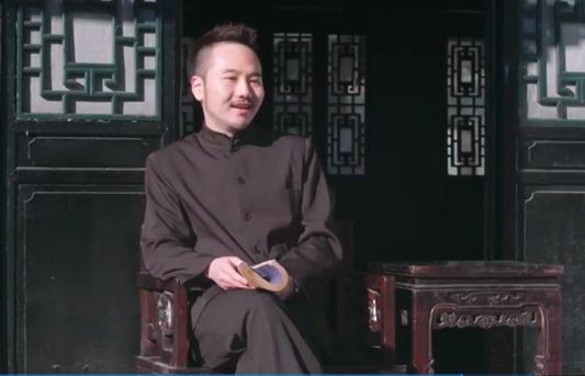 周毅饰演小马哥