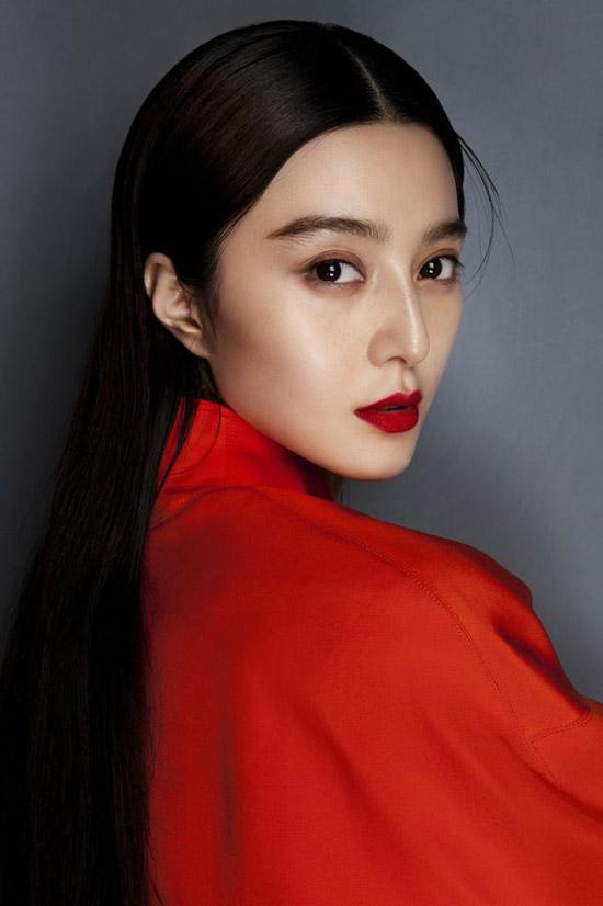 """范冰冰被韩媒评""""中国最美女神"""""""
