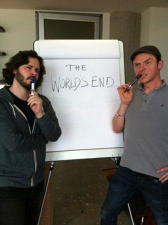 """西蒙-佩吉和埃德加-赖特这对老伙计决定再度携手,制作""""新三部曲"""""""