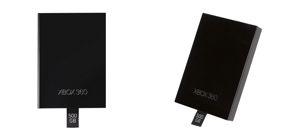 Xbox 360 推出 500 GB 硬盘,售价约 110 美元