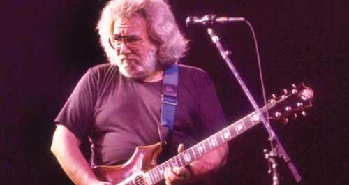 感恩而死乐队Jerry Garcia