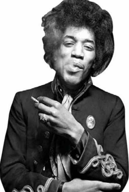 Jimi Hendrix (1942.11.27-1970.9.18)
