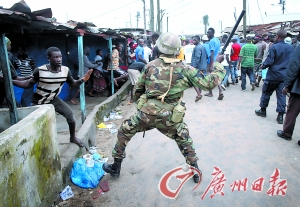 刚果现疑似埃博拉病例 西非3万人急需抗埃疫苗