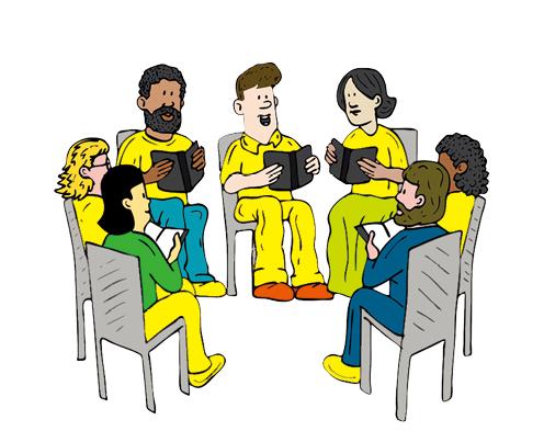 美国教学喜欢1讨论式课堂图片表情包加可以视频大全?图片