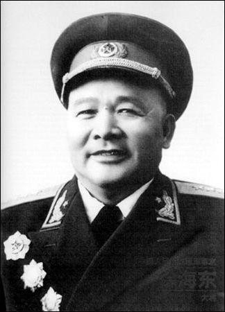 徐海东大将。