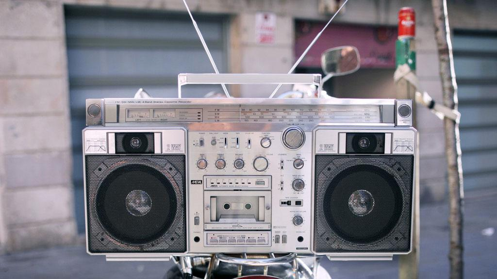 录音机,收音听歌两样都可.图片