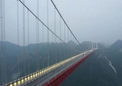 盘点中国十大最美公路 一路美景美到爆(组图)