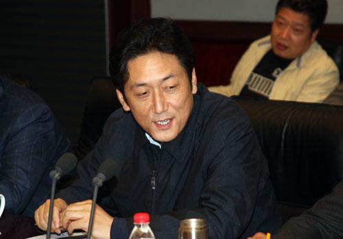 山西省委常委、太原市委书记陈川平