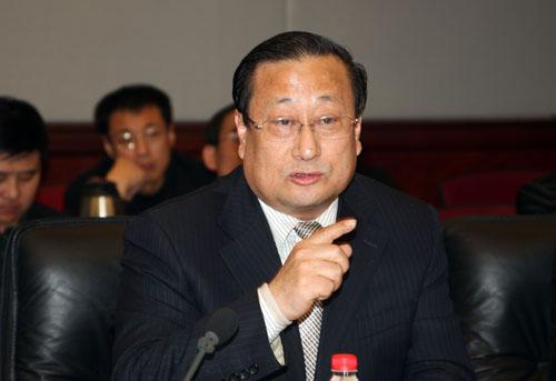 山西省委常委、省委秘书长聂春玉