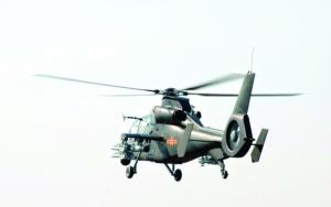 武直-19武装侦察直升机