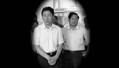 聂春玉(右)、陈川平(左)资料图片L