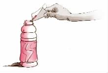 1 胡芳将随身所带的20片安眠药碾碎,放进牛奶内,给刘军喝。