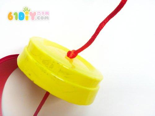 中秋节纸灯笼手工制作