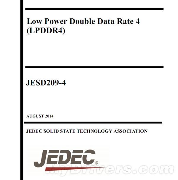 手机内存新革命!LPDDR4标准正式发布