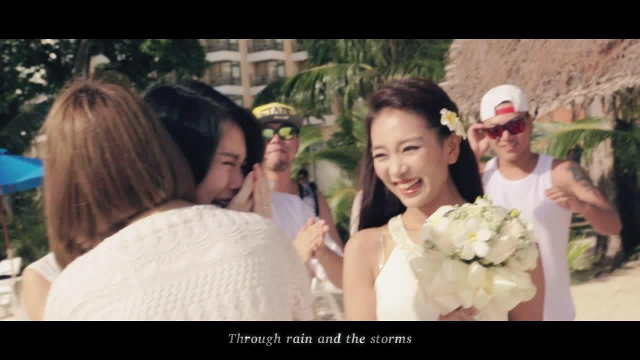 铉求婚视频_李承铉塞班求婚视频公开 戚薇惊喜飙泪