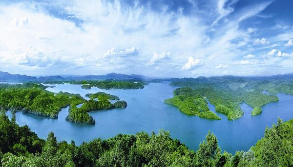 江西景点介绍-仙女湖