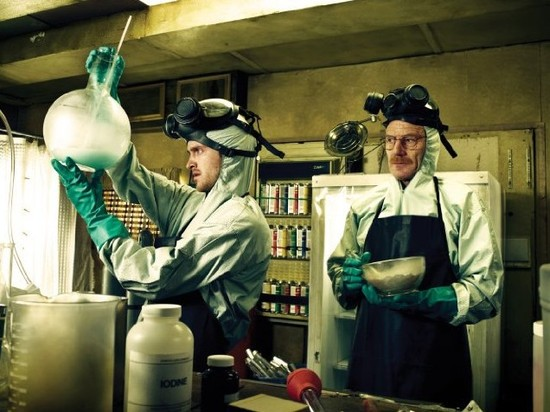 《绝命毒师》本届艾美奖战绩:最佳剧集等5项大奖。
