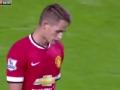 视频-埃文斯送礼后防短路 联赛杯曼联0-4英甲队