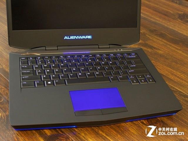 四核i7配独显 Alienware 14超值热销中
