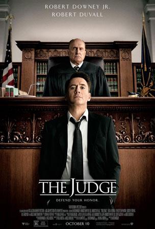 《法官老爹》发布了首张海报