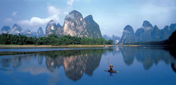 国内四月最佳旅游地:桂林