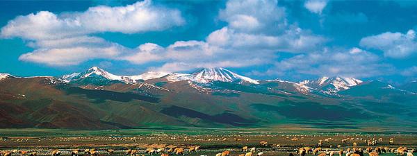 国内九月最佳旅游地:新疆