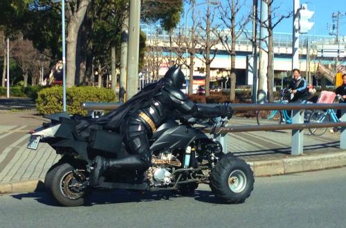 """日本 高速公路/日本高速公路惊现""""蝙蝠侠""""引热议(组图)"""