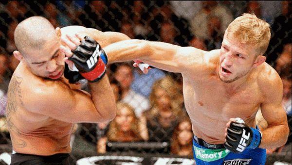 迪拉肖VS巴罗奥的二番战将是UFC177的最大看点