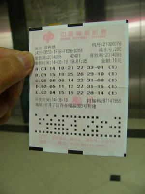双色球第2014095期726万元大奖天狗1大彩票攻略层十图片
