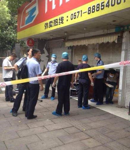 必兆娱乐-杭州汉堡店老板失踪 被发现死在店内冰柜中