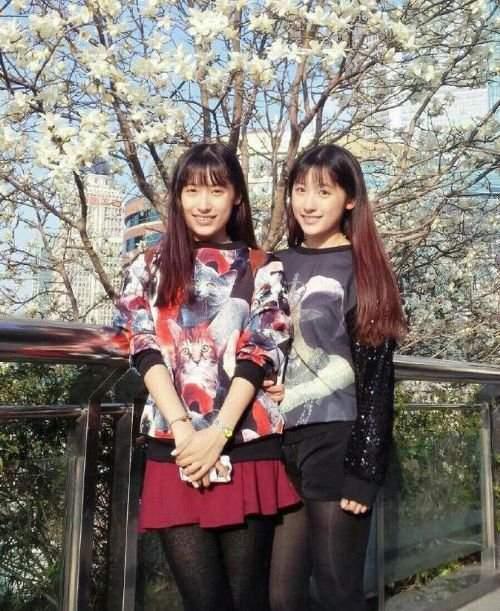 复旦21岁学霸生活照_复旦双胞胎姐妹花走红网络 曝学霸女神最新动向-搜狐福建