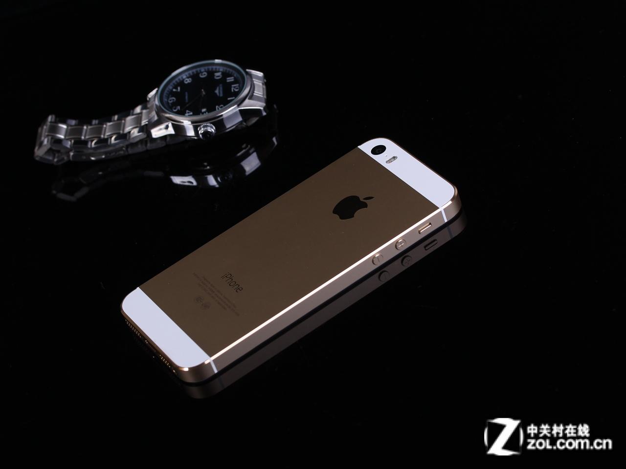 苹果/图为苹果iPhone 5s