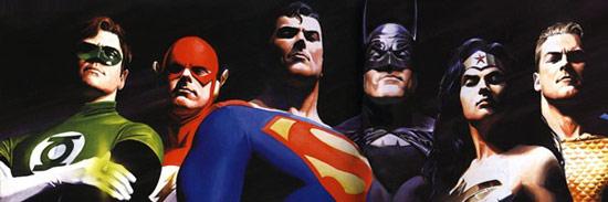 DC王牌――正义联盟