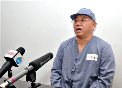 1日,朝鲜允许外国媒体采访包括裴俊浩在内的3名被羁押的美国人.