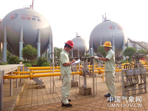 陕西:加强天然气企业防雷电安全检测工作