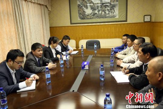 """莱索托""""政变""""已一周 华人社团应急安全小组研讨对策"""