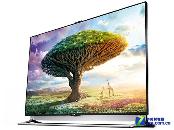 3D超薄硬屏 65��LG电视亚马逊售18999元