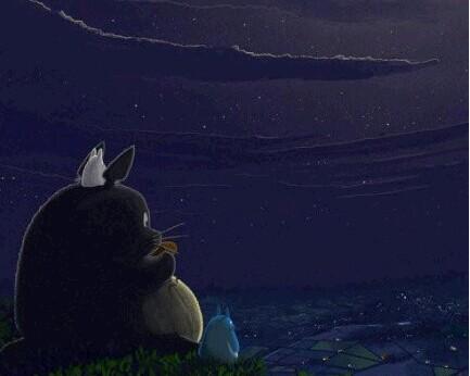 一个人怎么就孤独了?图片