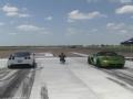 [海外试驾]真正魅力超跑ZR1直线加速比拼
