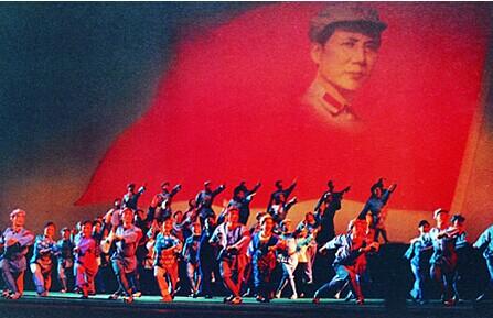 舞蹈工作者的中国梦