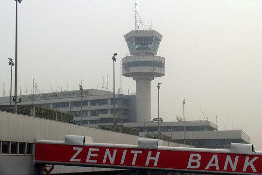 拉各斯机场_资料图:尼日利亚拉各斯国际机场.