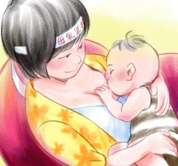 母婴漫画_
