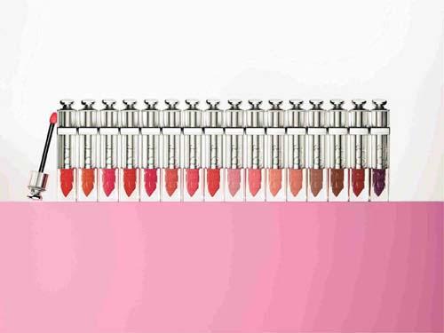 Dior迪奥魅惑液态唇膏,绽现16款明耀夺目的非凡色彩